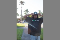 musical artist Kay One in Miami Springs, Florida